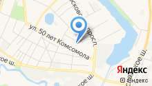 Главное бюро медико-социальной экспертизы по Московской области на карте
