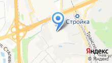 Дома ЛСТК на карте