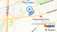 Южный-2 на карте