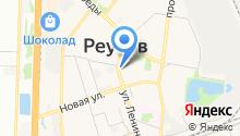 Реутовский отдел ЗАГС на карте
