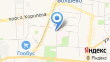 Костинский отдел полиции на карте