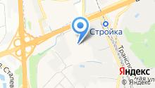 ОлимпПаркета на карте
