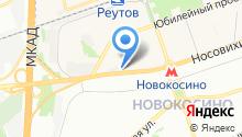 ВАСЮКИ на карте