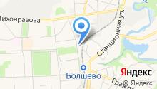Венткон-сервис на карте
