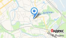 НЕЛЮС на карте