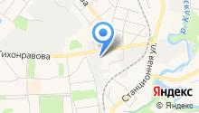 Клин Вектор на карте