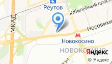 Крутицы, ТСЖ на карте