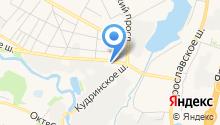 Альтпроект на карте