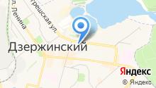 Нотариус Косенкова Е.А. на карте