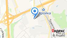Владимирский Тракт на карте