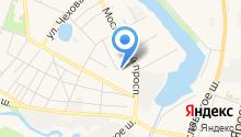 ТЕХМОССЕРВИС на карте