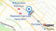 Loft Kirpich на карте