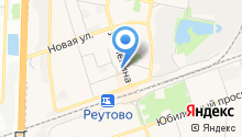 Почтовое отделение №143964 на карте