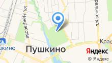 Всероссийский НИИ лесоводства и механизации лесного хозяйства на карте
