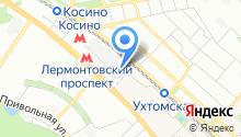 Релакса на карте