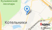 Р.Т. на карте