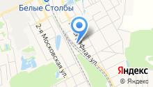 Шебанцевская участковая ветеринарная лечебница на карте