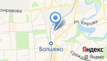 Мемориальный дом-музей С.Н. Дурылина на карте