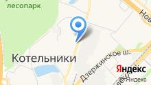 Разливной Терминал на карте