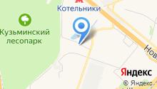 Sneglash на карте
