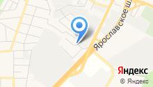 Стройкорпорация на карте