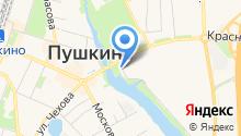 МиС на карте