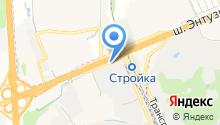 Арантас на карте