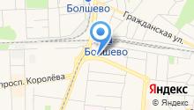 Ломбард Золотой Прайд на карте