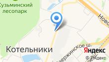 Участковое на карте