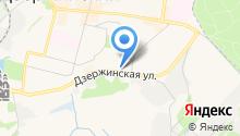 Аксиомус на карте
