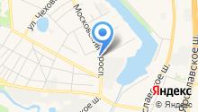 Офис №5 на карте