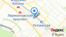 СтомКов на карте