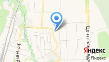 Сахалинка на карте