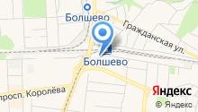 ОПОП г. Королёва на карте