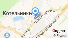 Avtoservis50 на карте