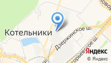 Миррапак на карте
