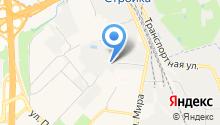 Шаровозов на карте