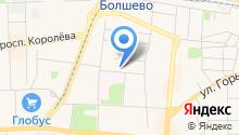 Детский сад №28, Людмила на карте