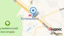 Ивановский трикотаж на карте