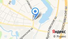 100 фабрик на карте