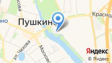 Пушкинские меха на карте