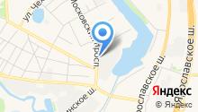 ИМПРЕСС АРТ на карте