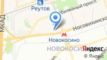 АРТ ФАСАД на карте