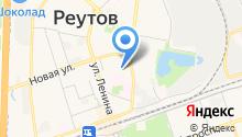 RefDoors на карте