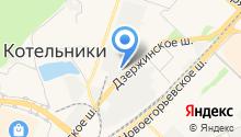 СтальИнтех на карте