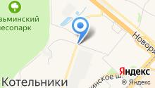 Ростовское мясо на карте