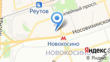 Automake-up на карте