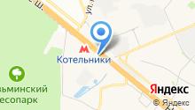 Аптека + на карте