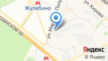 Автоцентр на ул. 3 Почтовое отделение на карте