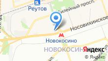 ПрофЭлектрод на карте